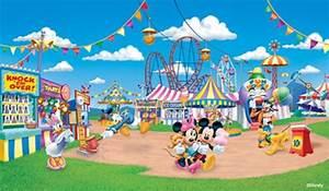 disney wall murals for kids rooms | Disney Mickeys ...