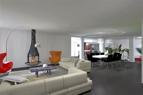 idee deco chambre moderne idee deco salon salle a manger contemporain 28 images