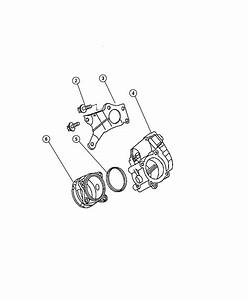 Jeep Grand Cherokee Throttle Body  Service Manual Name