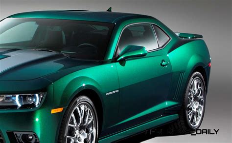 namethatcamaro  chevrolet camaro ss emerald green
