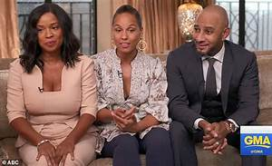 Alicia Keys and her husband sit down with his ex-wife to ...