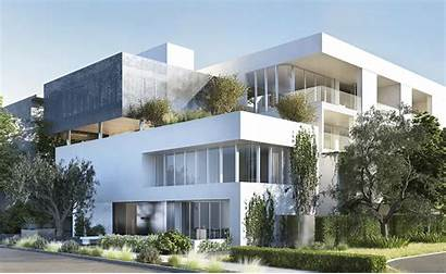 Residential Architecture Angeles Los Developments Block Kings