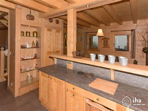 deco chambre montagne location chalet à samoëns iha 67345