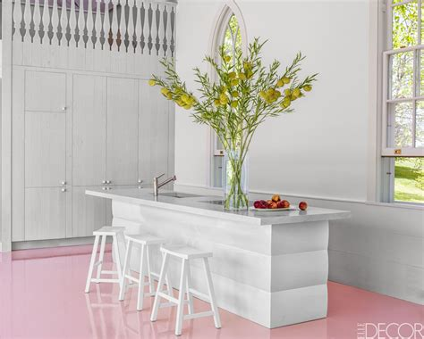 HOUSE TOUR: A Pink Pool House With A Barefoot Bohemian