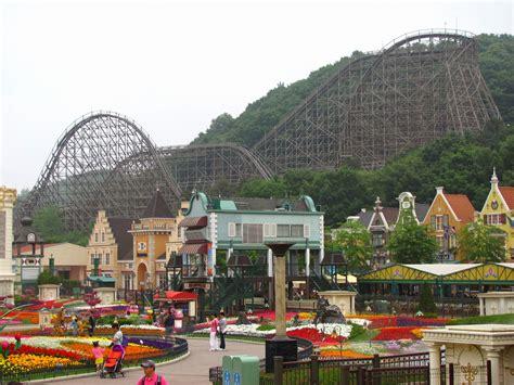 เที่ยว สวนสนุกเอเวอร์แลนด์ (Everland) สวนสนุกระดับโลก - #1 ...