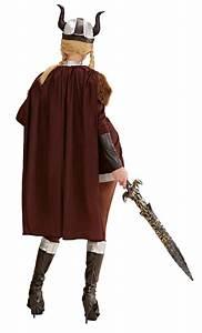 Costume de viking femme