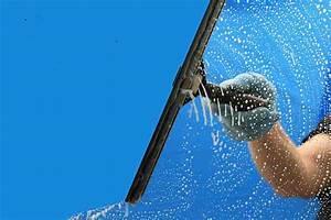la mesa window washing - four steps