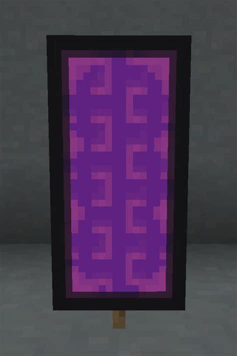 minecraft nether portal banner design youtube tutorial minecraft banner designs cool