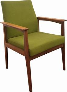 Fauteuil Vintage Scandinave : fauteuil vintage scandinave en bois et tissu vert 1960 ~ Dode.kayakingforconservation.com Idées de Décoration