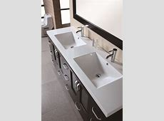 Design Element Stanton double 72Inch Modern Bathroom