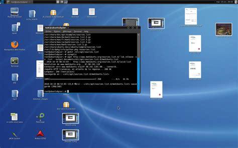 raccourci bureau ubuntu la mao sous linux avec ubuntu studio diy guitar effects