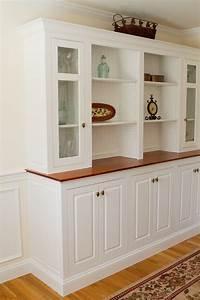 Seacoast Dining Room Built-In – teeple furniture