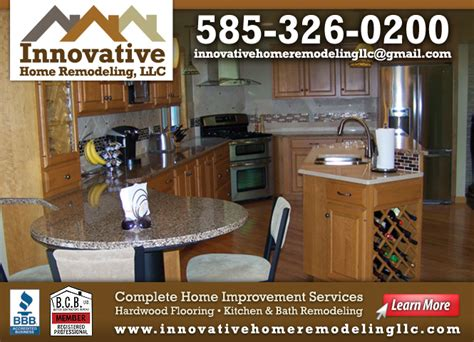 Innovative Home Remodeling, Llc In Penfield, Ny 14526