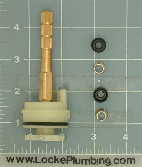pegasus bathroom faucet cartridge pegasus 603567 single lever cartridge locke plumbing