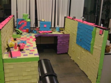 bosss day decorations ideas 10 awesome office pranks for late april fool s day neatorama