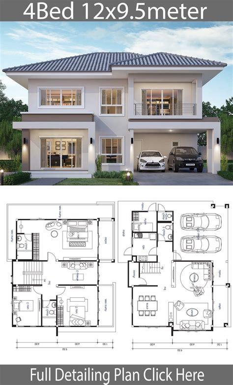 contemporary house design plans 2021