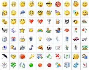 Smiley-Face Emoticon Facebook