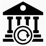Bank Investment Icon Banking Clipart Finance Business