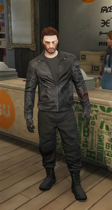 Outfit ideas for a biker? - GTA Online - GTAForums