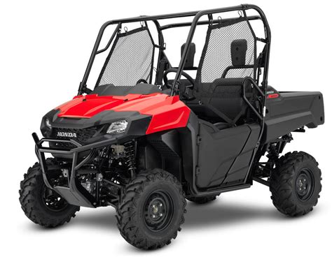 2018 Honda Pioneer 1000 And 700 Lineup Unveiled