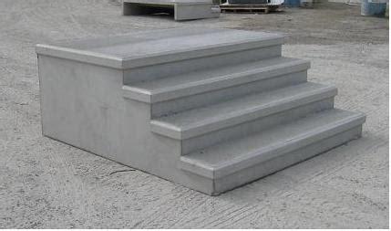 precast cement steps mono concrete step llc steps with platforms 1624