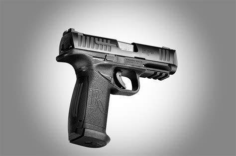 Automatic Bid Remington Rp9 The New Polymer Pistol From The Quot Big Green