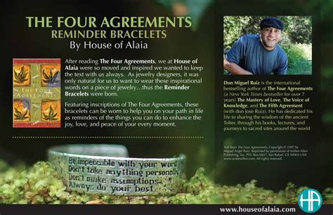 agreements jewelry don miguel ruiz house