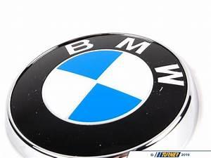 51148240128 - Genuine Bmw Rear Hatch Emblem