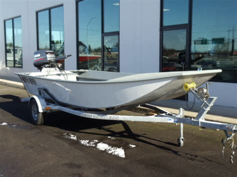 Used Aluminum River Jet Boats by Flat Bottom Aluminum Jet Boat Boats For Sale