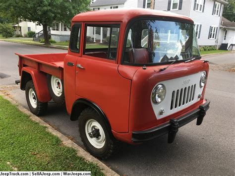 jeep truck feature articles  classifieds classic jeep trucks