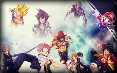 The Anime Boys Wallpapers Theanimegallery Anime Gamer Wallpaper Wallpapersafari