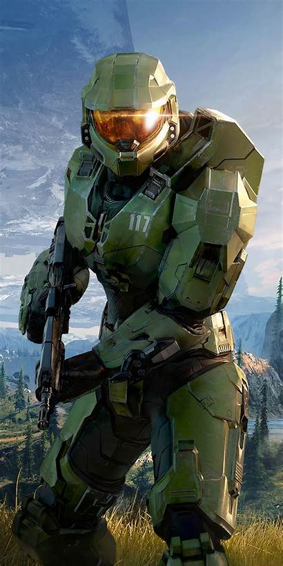 Halo Infinite Chief Master Games Wallpapers 4k