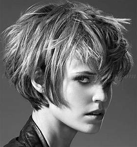 short haircuts (other) short messy hairstyle trendy hairstyles for women