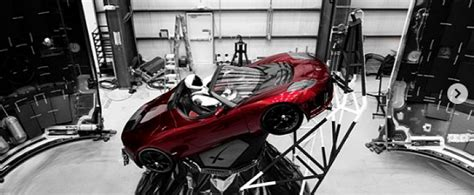 T-Minus One Day to Tesla Roadster Mission to Mars ...