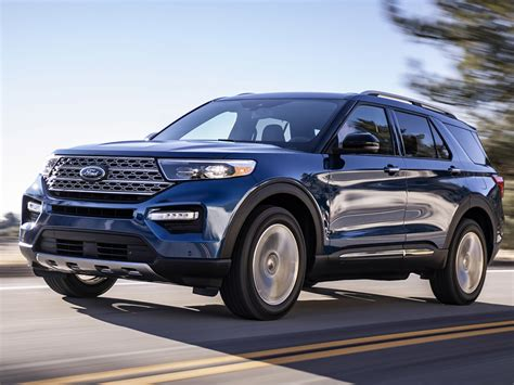 ford explorer revealed   detroit auto show