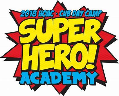 Camp Hero Superhero Super Academy Boy Camping