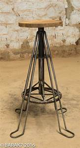 Chaise Bar Industriel : tabouret et chaise de bar industriel 27 id es d co ~ Farleysfitness.com Idées de Décoration