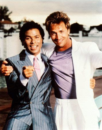 miami vice the series starred don johnson and philip michael as quot sonny quot crockett
