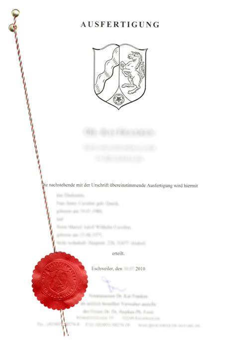 bautagebuch fronhoven deckblatt urschrift notarvertrag