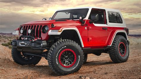 Jeep Car : 2018 Jeep Wrangler Jeepster Review