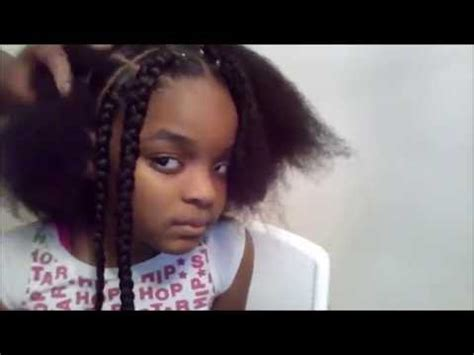 kids box braids   hfhs youtube