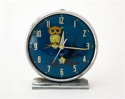 Clock Chinese Alarm 1970s Clocks