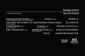 RA News: Regis and Adam X play Damage Control birthday ...