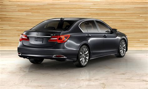 Acura Car Concept 2014 Acura Rlx