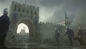 Fortress Gate - Characters & Art - Assassin's Creed ...