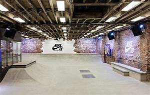 Nike Opens Skate Park In Old Williamsburg Car Wash
