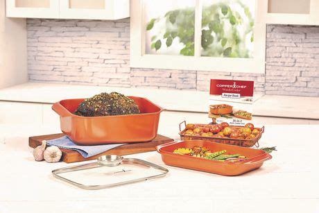 copper chef  cooker xl    multi cooker set walmart canada