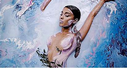 Ariana God Woman Daring Grande Halloween Sweetener