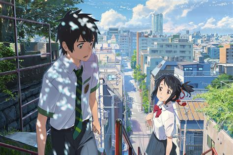Your Name film review: 2016's best animated movie? | SciFiNow - The World's Best Science Fiction ...