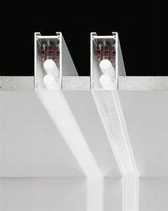 Led Lichtleiste Decke : 25 best ideas about led plafond on pinterest luminaires led pour le plafond eclairage led ~ Markanthonyermac.com Haus und Dekorationen
